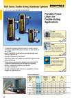 Aluminium Cylinders - Double Acting